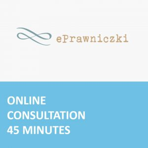 Consultations in english - Online consultation 45 minutes