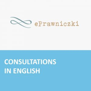 Consultations in English